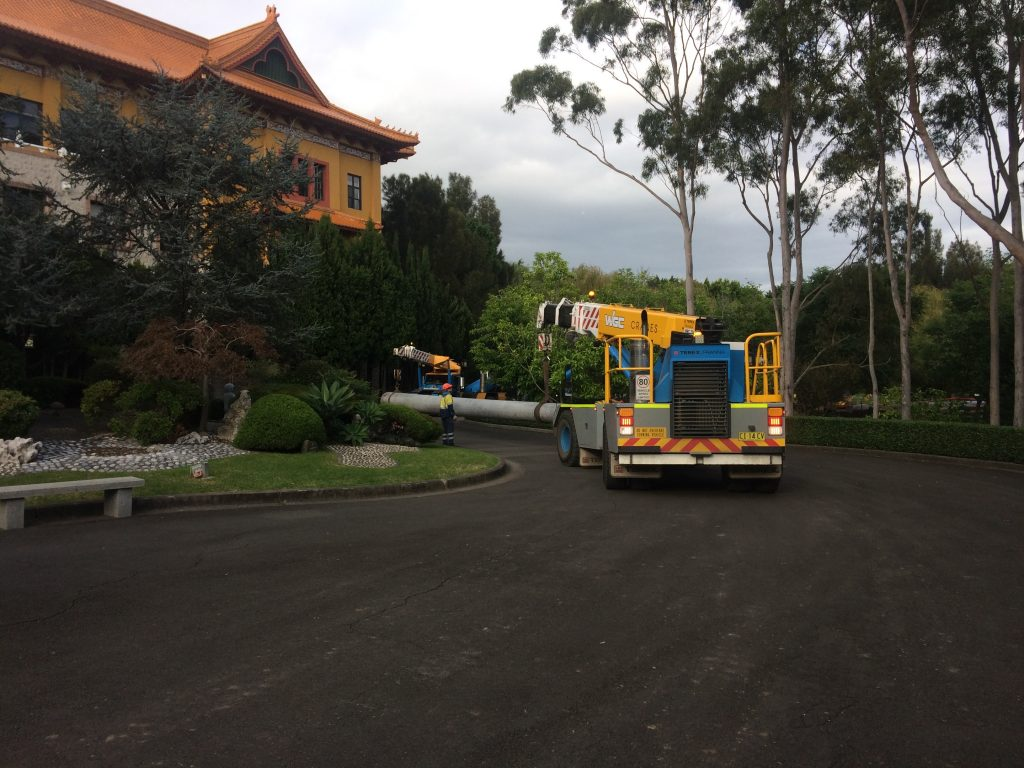 ARA Electrical - Nan Tien Temple and Institute